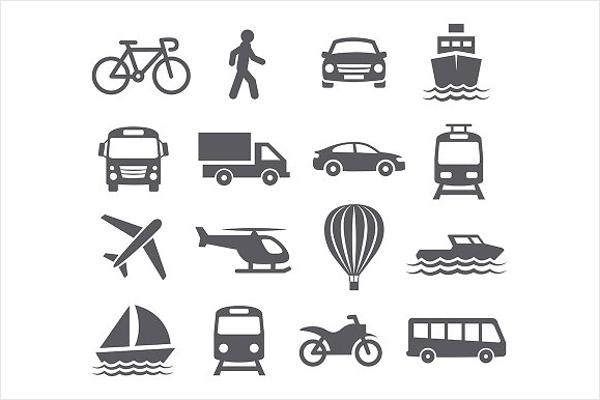Travel Agency Logo Vector
