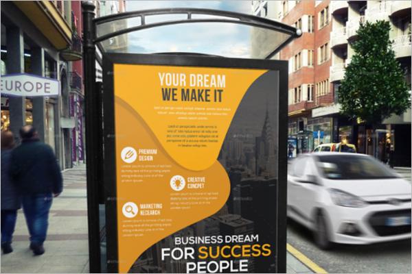 Unfinished Business Poster Design