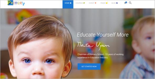 Unique Education WordPress Theme