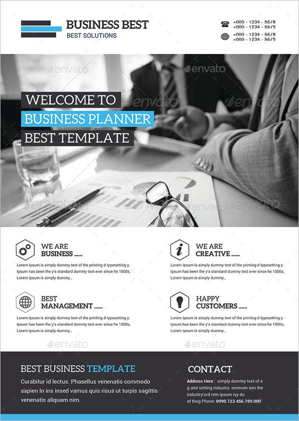 Vintage Marketing Business Flyer