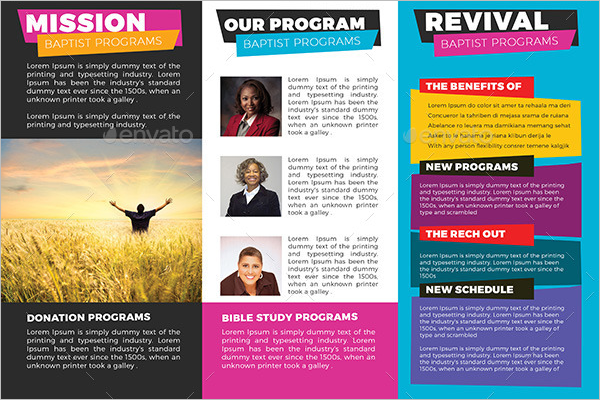 church brochures templates - 30 sample church brochure templates free psd pdf design