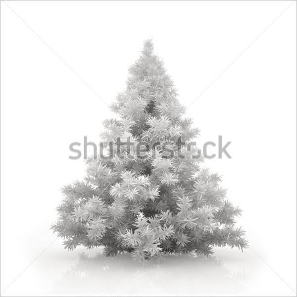White Christmas Tree Ideas 2017