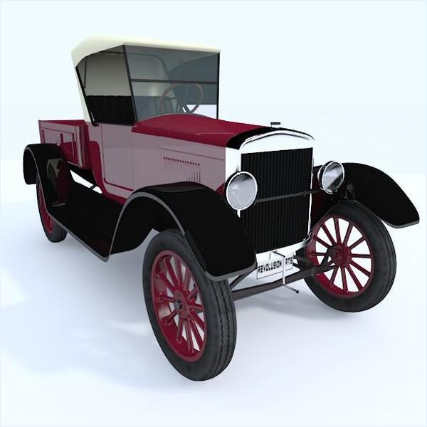 3D Car Model Design