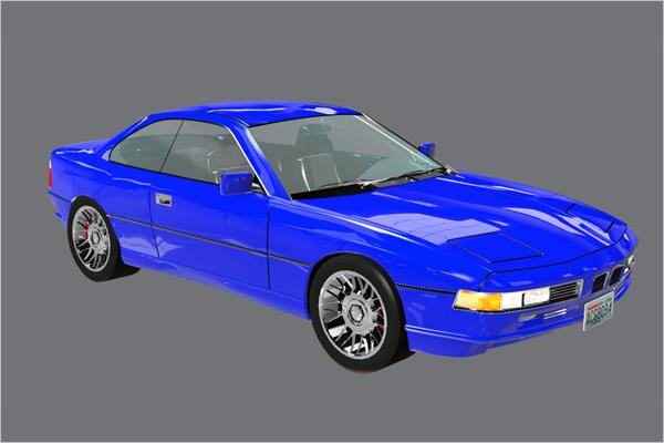 3D Car Model Viewer