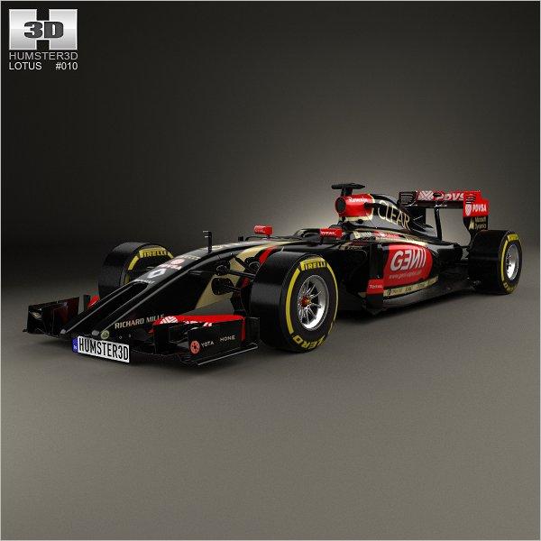 3D Studio Max Car Design