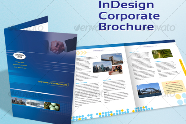A4 Brochure Template Word