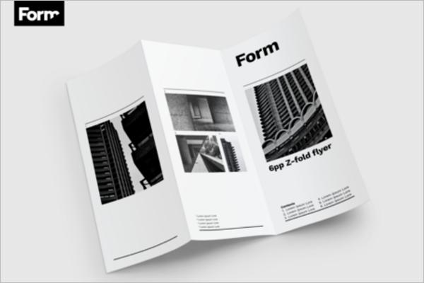 A5 Leaflet Mockup Design
