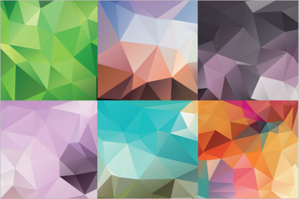 Abstract Geometric Texture Design