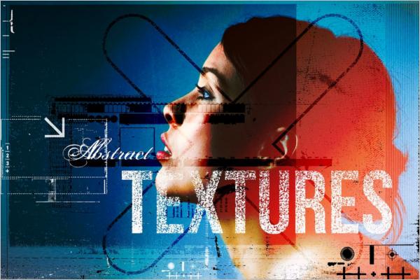 Abstract Texture Art