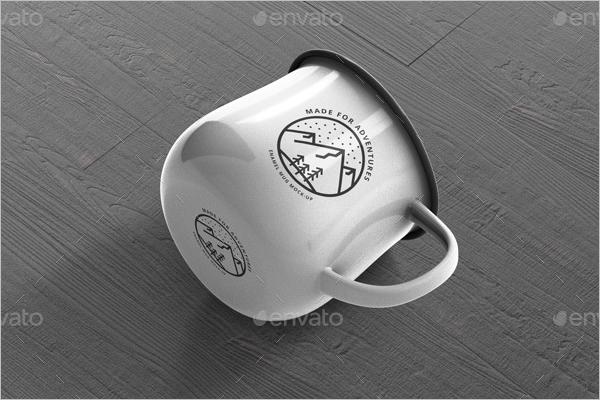 Action Mockup Mug