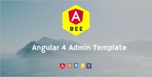 Admin HTML5 Template 2018