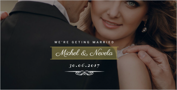 Wedding Agency HTML5 Template