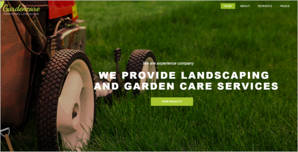 Agriculture HTML5 Magneto Theme