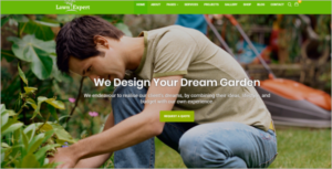 Agriculture Website HTML5 Template