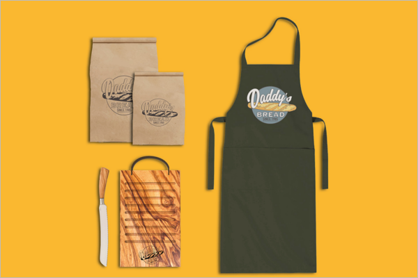 Apron Mockup Free Download