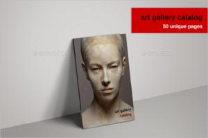 ArtExhibition Brochure Design