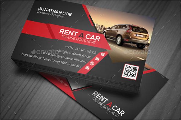Auto Repair Business Card Ideas