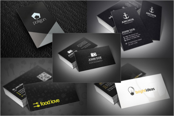 Auto Repair Business Card Template Bundle
