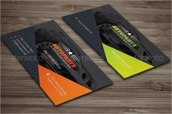 30 automotive business card templates free psd design samples automotive business card design template reheart Choice Image