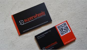 Automotive Business Card Templates