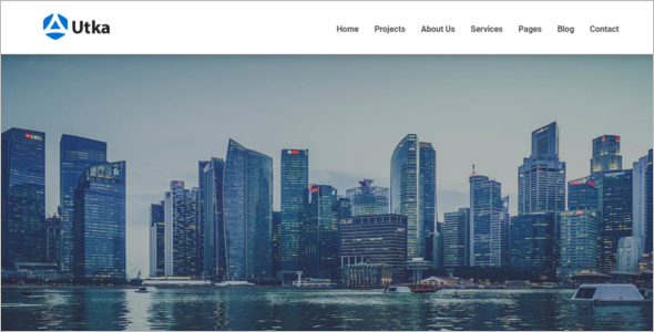 Awesome Corporate HTML5 Template