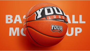 Basketball Mockups