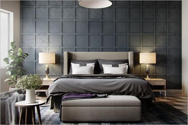 Beautiful Bedroom Texture Design