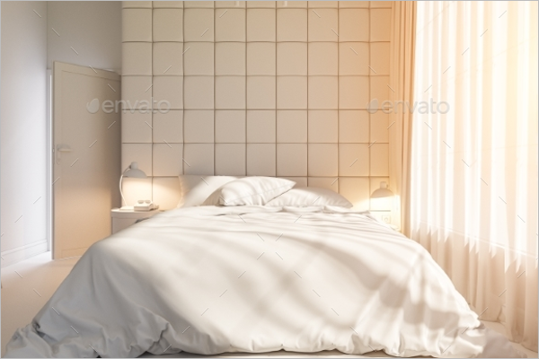 Bedroom Texture Design Illustrator