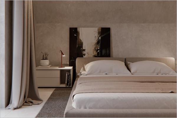 Bedroom Wall Design Texture