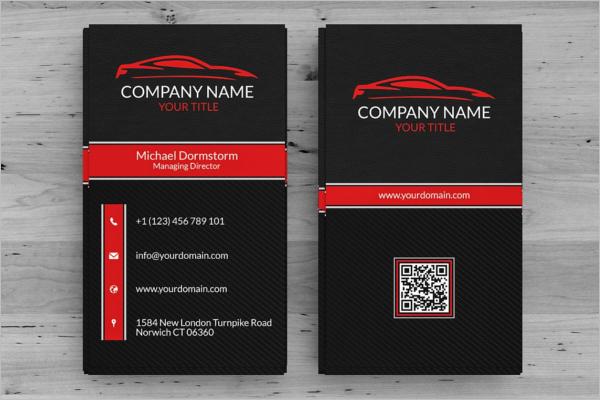 Best Automotive Business Card Template