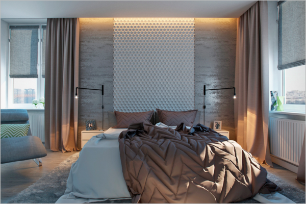 Best Bedroom Texture Design