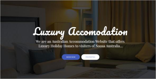 Best Hotel HTML5 Template