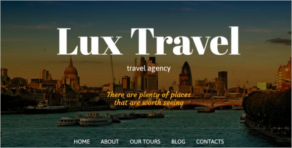 Best Travel Joomla Template