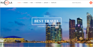Best Travel Joomla Template