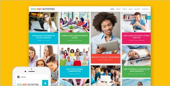BestUniversity Joomla Template