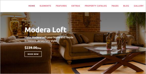 Best Website Design Template