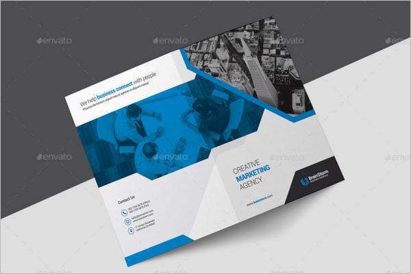 Bifold CorelDraw Brochure Template