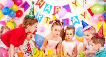 Free Birthday Party Themes