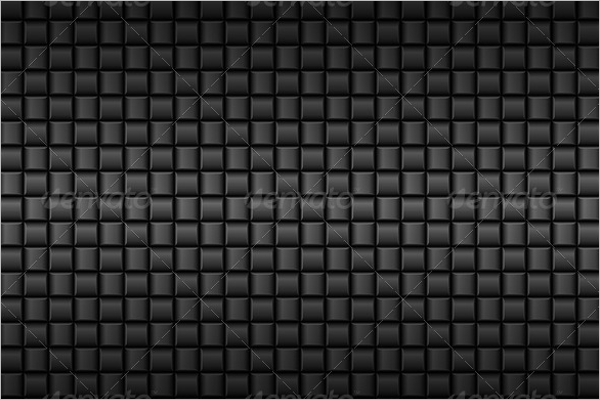 Black Abstract Texture Design