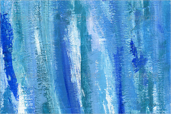 Blue Shaded Abstract Texture Design