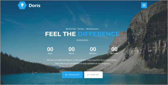 Bootstrap Video HTML5 Template