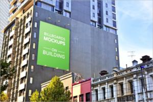 BuildingOutdoor Mockup Design