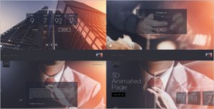 Business Coming Soon Website Template