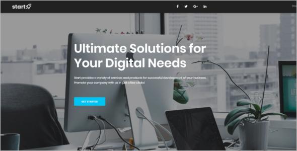 Corporate Consultant HTML5 Templates