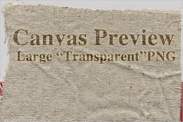 Canvas Cloth Texture Design