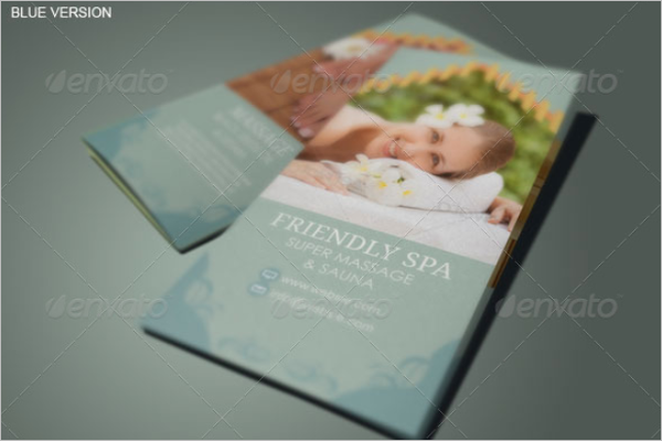 Catalog Beauty Brochure Design