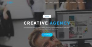 Clean Website HTML5 Template