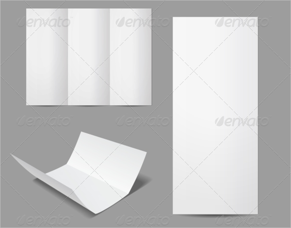 Clean Leaflet Design Sample