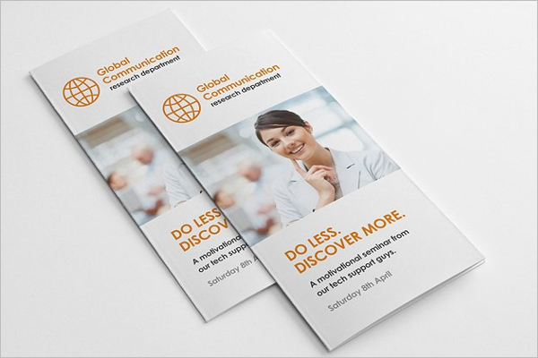 Clean Leaflet Design
