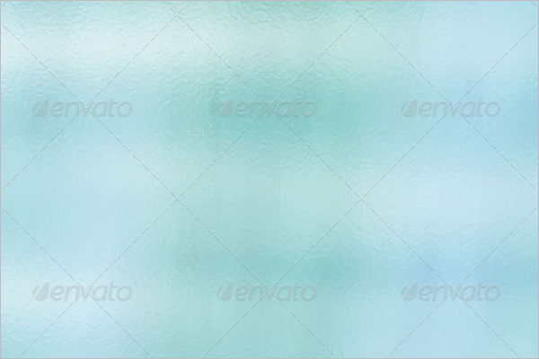 Clear Glass Texture Design